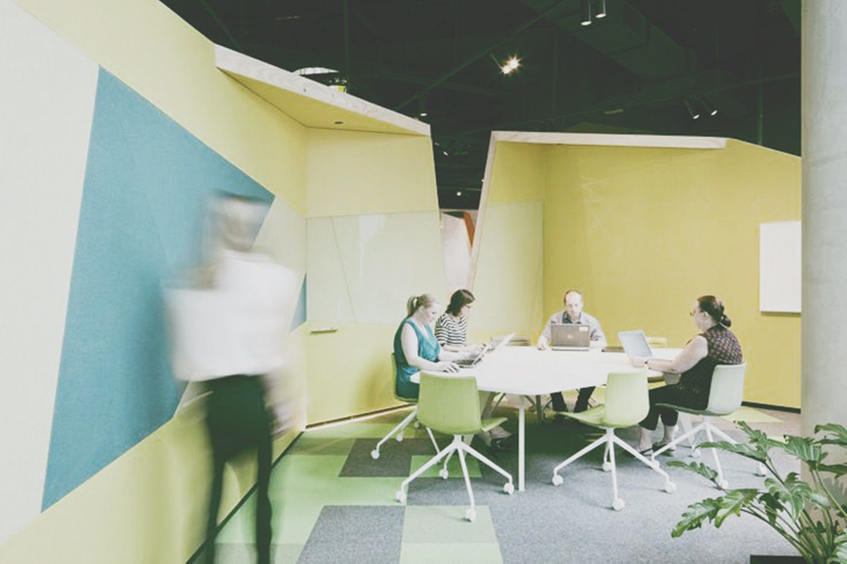 4 Examples of corporates who are taking coworking very seriously