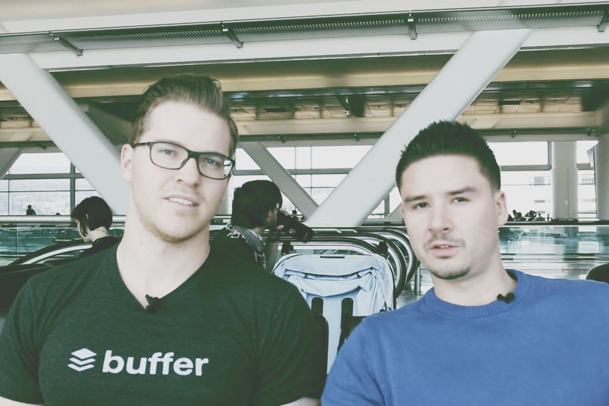 Buffer: how one social media startup grew with a global team of remote workers