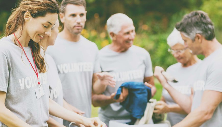 6 Tips for building an effective volunteering programme