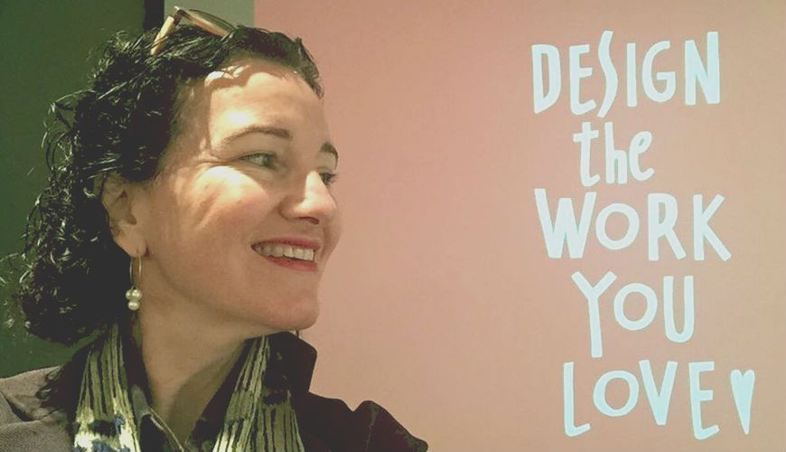 Ayse Birsel: You can design the life you love and live it [Design Indaba]