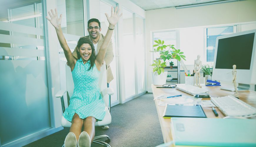 Think your 'cool' office will make your employees happy? Think again