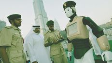 What does Dubai's robot copper mean for the future of police work?