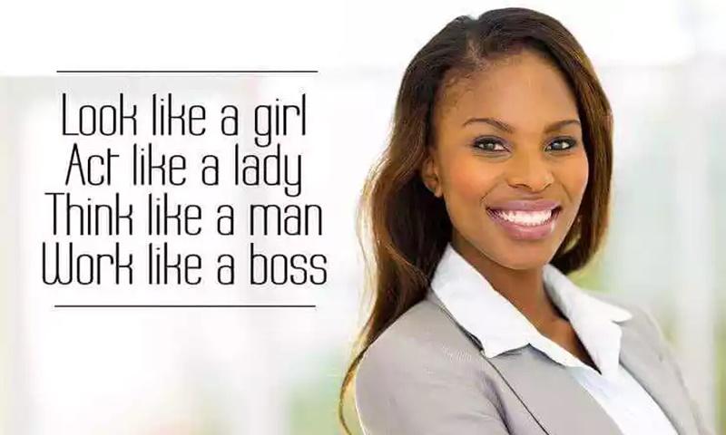 Bic Think Like a Man