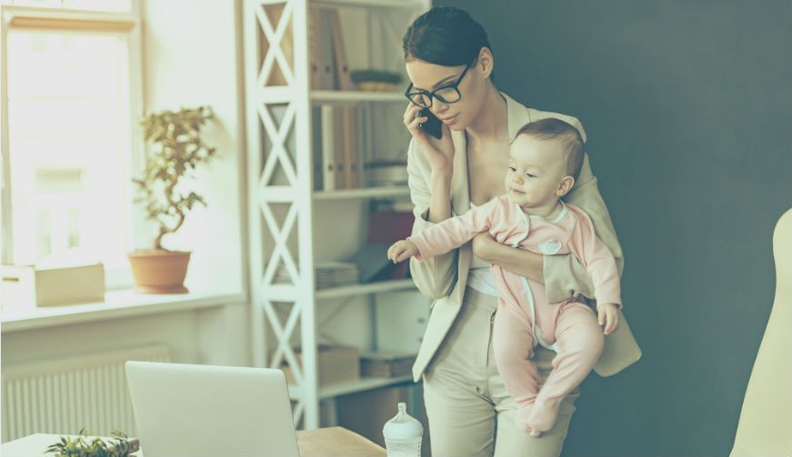 When time turns to guilt: Why working moms need to stop apologising