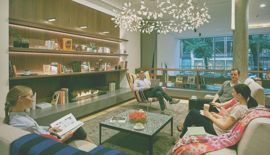 Office Inspirations: creating amazing workplaces in the UAE