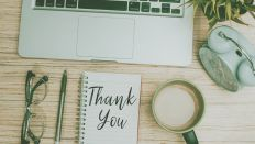 Gratitude: Why thankfulness in the workplace works